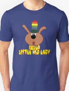 "Chorlton-""Hello, Little Old Lady"" Unisex T-Shirt"