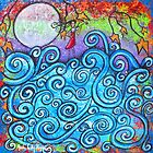 Musical Enchantment-Acrylic by Juli Cady Ryan