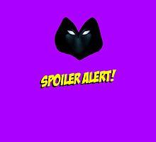 SPOILER ALERT! by channingellison