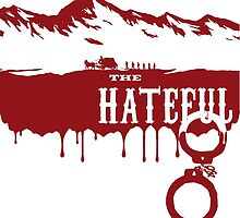 The Hateful Eight by Claudio93
