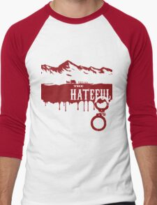 The Hateful Eight Men's Baseball ¾ T-Shirt