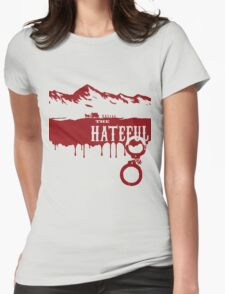 The Hateful Eight Womens Fitted T-Shirt