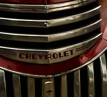 Chevrolet Grill by Jay Stockhaus