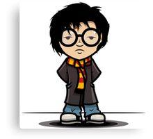 Chibi Harry Potter Canvas Print