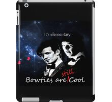 Bow Ties are Still Cool iPad Case/Skin