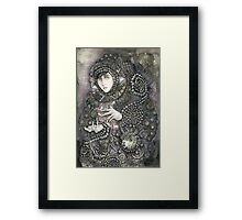 Yokoo Framed Print