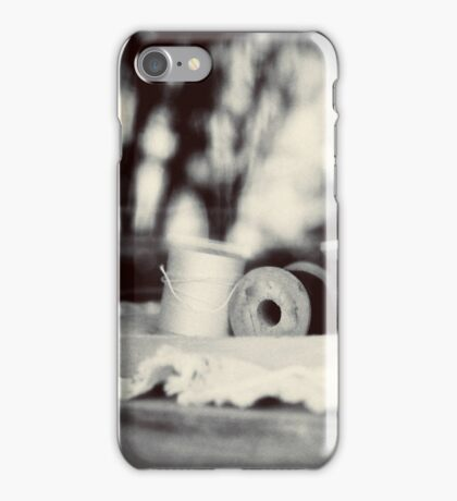 Threads of Life iPhone Case/Skin