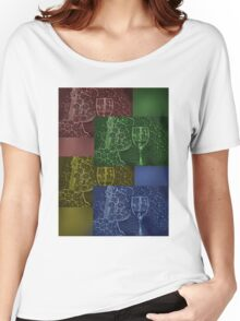 Wine Anyone? Women's Relaxed Fit T-Shirt