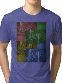 Wine Anyone? Tri-blend T-Shirt