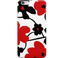 Poppies! iPhone Case/Skin