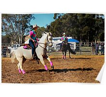 Team Penning #1 ~ Canowindra NSW Poster
