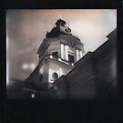 church corner by Jill Auville