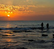 Collaroy Sunrise by Dean Cunningham