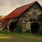 The Old Country Barn by Leo Hohmann