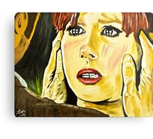 The Doctor Donna Metal Print