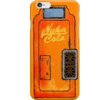 Nuka machine Fo4 iPhone Case/Skin