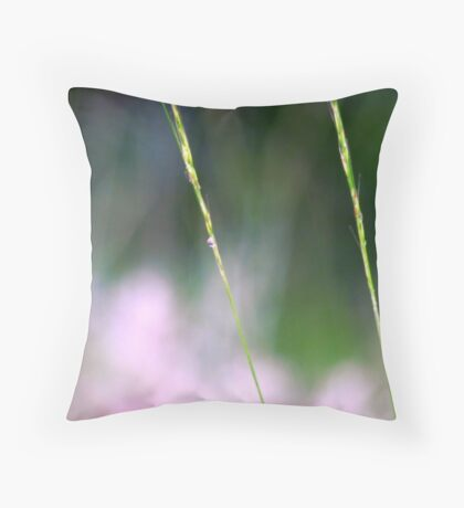 Simply Simple~ Throw Pillow
