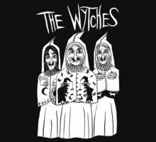 The Wytches by kawaiigaythug