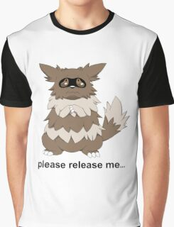 Release Your Zigzagoons Graphic T-Shirt