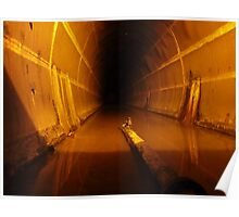 Oil Storage Tunnel #6 - Darwin's WW2 History Poster