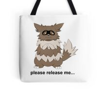 Release Your Zigzagoons Tote Bag