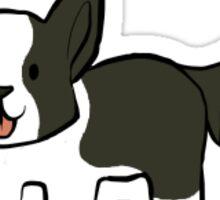 Bean Dog - Border Collie Sticker