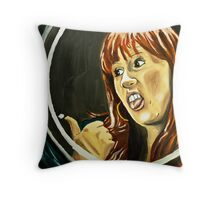 Tenacious Donna Throw Pillow
