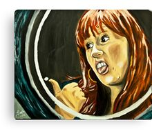 Tenacious Donna Canvas Print