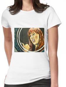 Tenacious Donna Womens Fitted T-Shirt