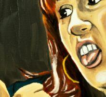 Tenacious Donna Sticker
