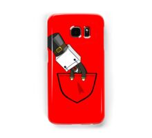 Hatty Samsung Galaxy Case/Skin
