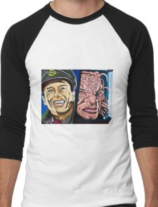 The Face of Boe, They Called Me Men's Baseball ¾ T-Shirt