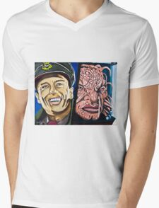 The Face of Boe, They Called Me Mens V-Neck T-Shirt