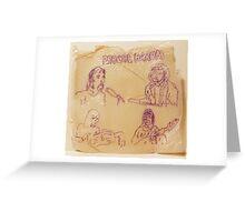 PROCOL HARUM Greeting Card