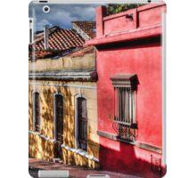 Old Quarters (La Candelaria) iPad Case/Skin