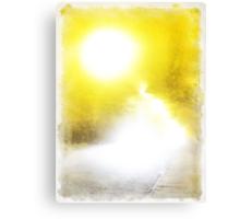 Abduction Canvas Print