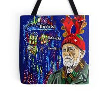 Wilfred Mott and the Four Knocks. Tote Bag