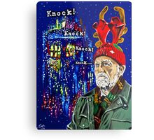 Wilfred Mott and the Four Knocks. Metal Print