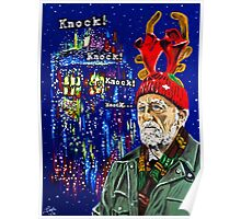Wilfred Mott and the Four Knocks. Poster