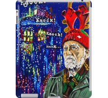 Wilfred Mott and the Four Knocks. iPad Case/Skin