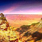 Grand Canyon National Park by LudaNayvelt