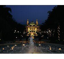 Casino de Monte Carlo  Photographic Print