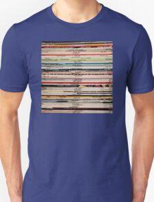Blue Note Vinyl Records Unisex T-Shirt
