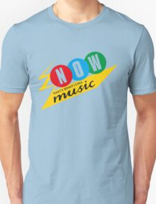 Now That's What I Call Music Unisex T-Shirt