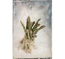 Still Life #2 ; Asparagus Photographic Print