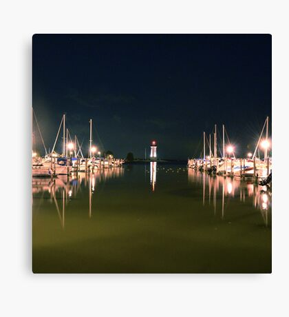 More Lighthouse Canvas Print