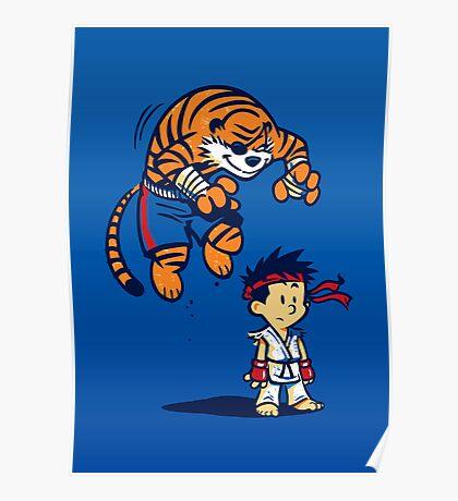 Tiger! - POSTER Poster