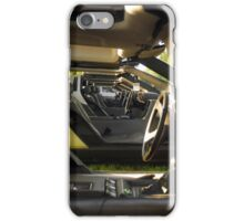 Delorean dream.... iPhone Case/Skin