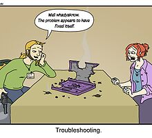 Troubleshooting Wild West Style by Longburns