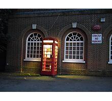 Quaint Britain Photographic Print